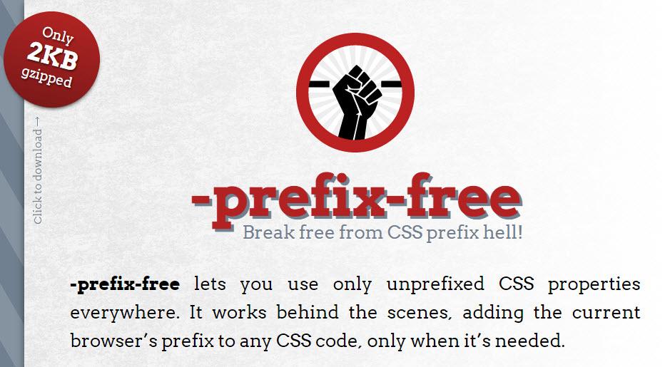 CSS3のベンダープレフィックスを省略するツール bender-prefix